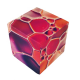 Cube pouf carré à personnaliser