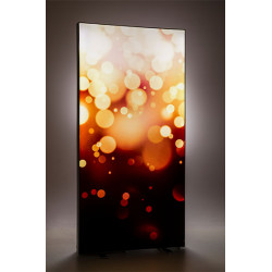 Totem Lightbox pour stand