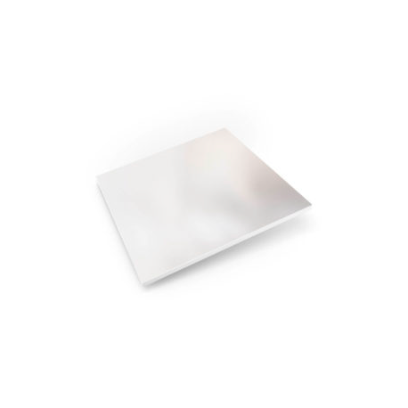 le couvercle de la base du cube - créer votre stand de présentation de produit