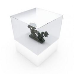 Cloche en acrylique