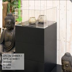 mobilier pour présentation d'objet d'art