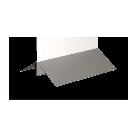 pied pour panneau composite de type Dibond