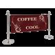 Kit-1 Barrière de café pour séparer une terrasse