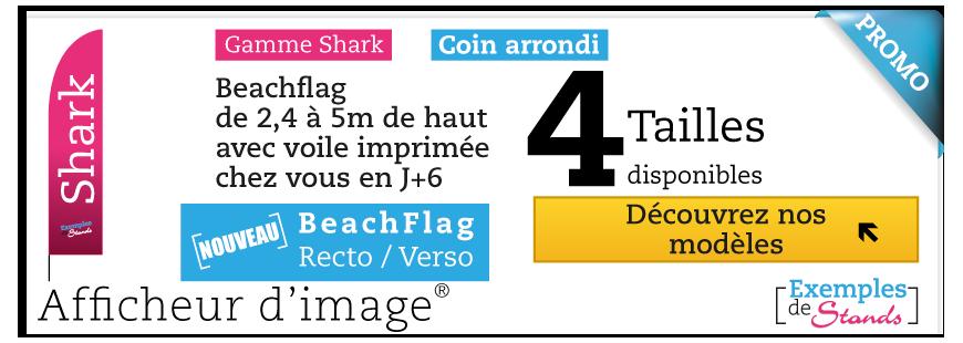 Beach Flag Shark
